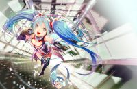 "初音ミク-GAMEPOT VERSION-<a href=""http://www.gamepot.co.jp/miku/"">http://www.gamepot.co.jp/miku/</a>"